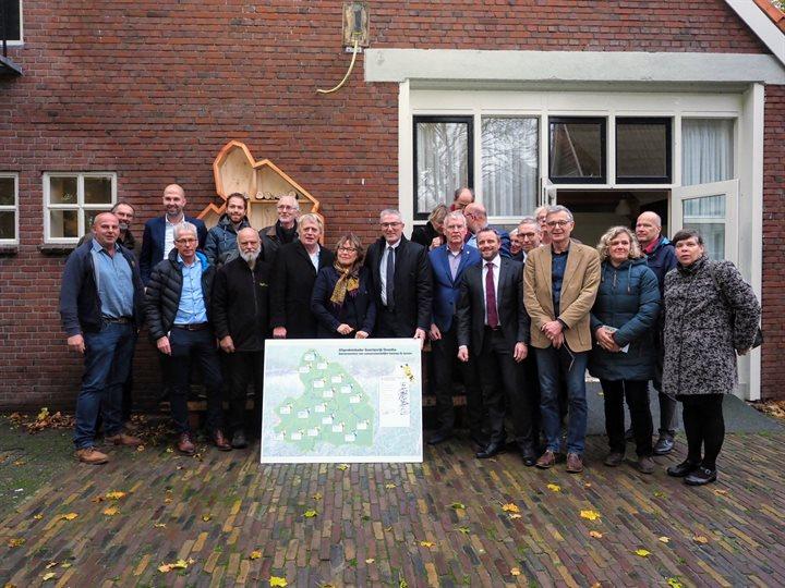 Afsprakenkader soortenrijk Drenthe getekend
